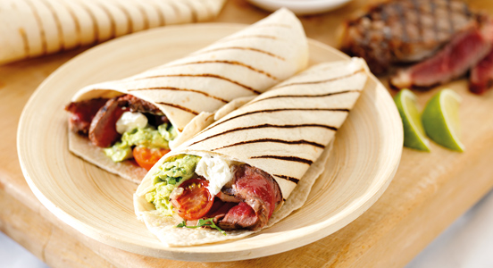 CHICKEN SHISH WRAP