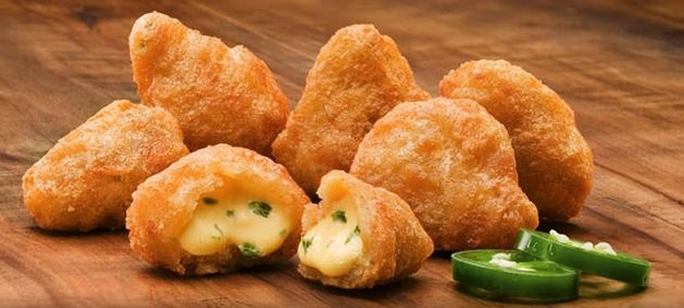 CHILLY CHEESE NUGGETS